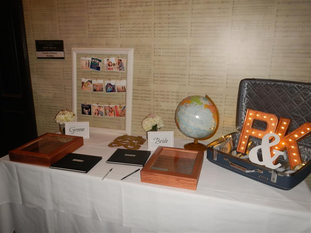 Priscilla And Kenny's Wedding: Wedding Gift And Card Table At Reisefeber.org